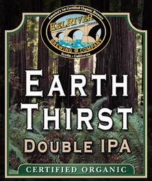 Earth Thirst Label