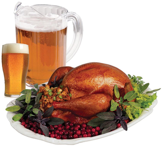 Beer and Turkey