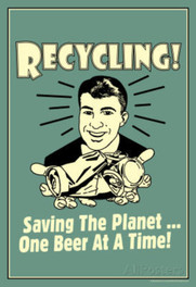 Recycling Saving the Planet