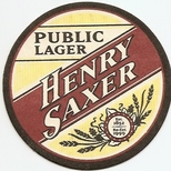 Henry Saxer Public Lager