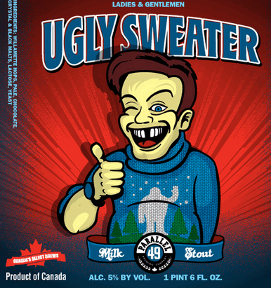 Ugly Sweater Milk Stout