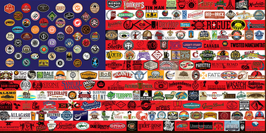 Craft Beer Flag