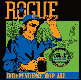 Rogue Independence Hop Ale