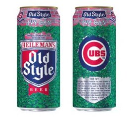 Old Style Beer Cans